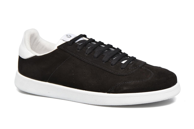 Grandes descuentos últimos zapatos Victoria Deportivo Ciclista Serraje (Negro) - Deportivas Descuento