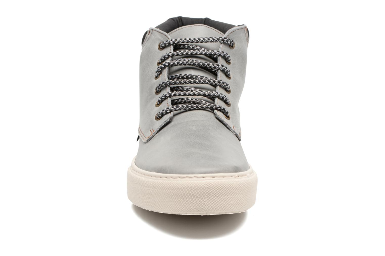 Baskets Victoria Bota Piel Cuello 2 Gris vue portées chaussures