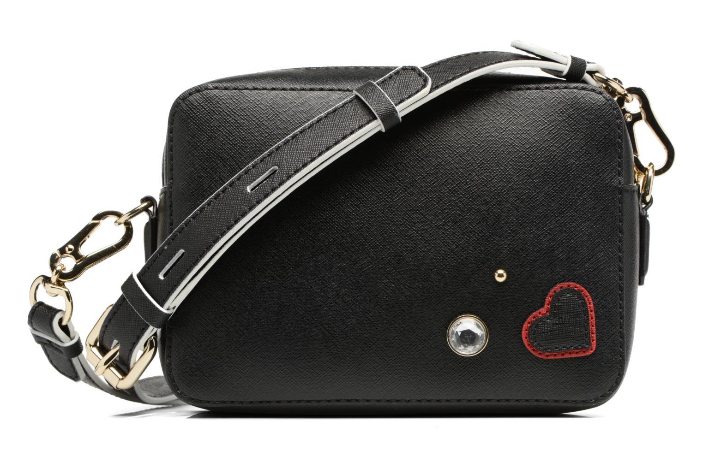 Sacs à main Karl Lagerfeld Paris Camera Bag Noir vue face
