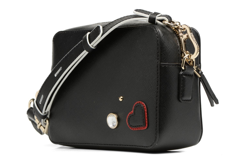 Sacs à main Karl Lagerfeld Paris Camera Bag Noir vue droite