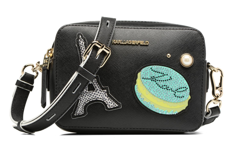 Sacs à main Karl Lagerfeld Paris Camera Bag Noir vue détail/paire
