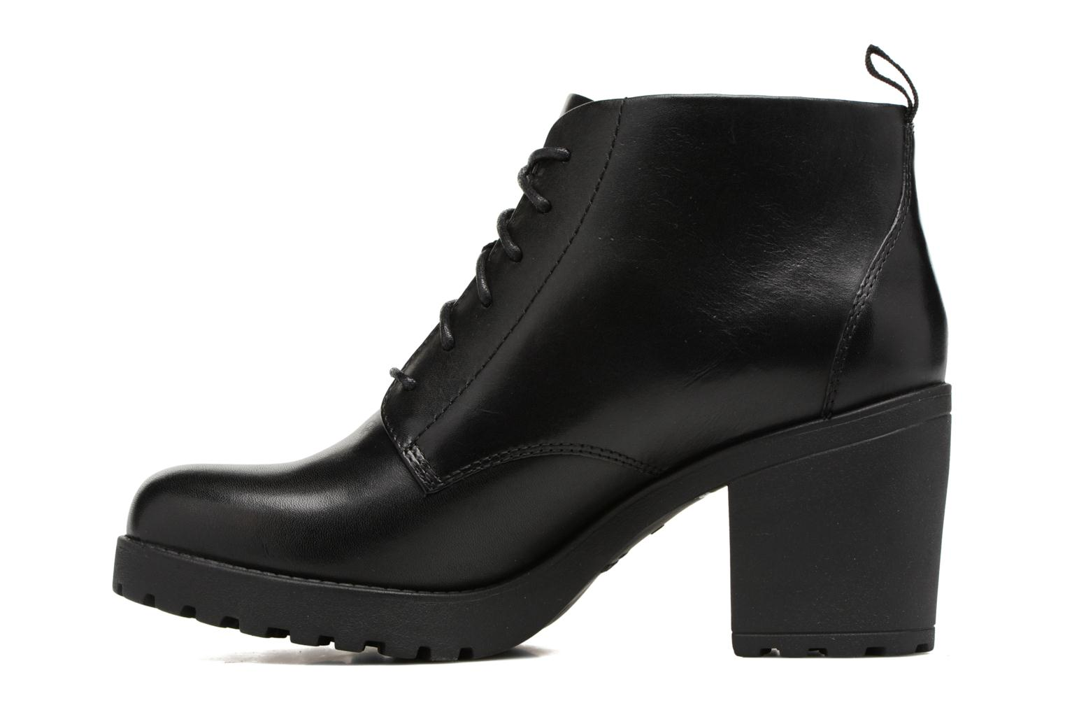 Bottines et boots Vagabond Grace 4428-401 Noir vue face