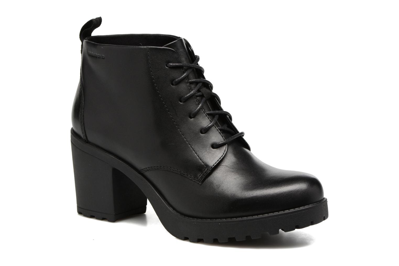 Marques Chaussure femme Vagabond femme Grace 4428-401 Black