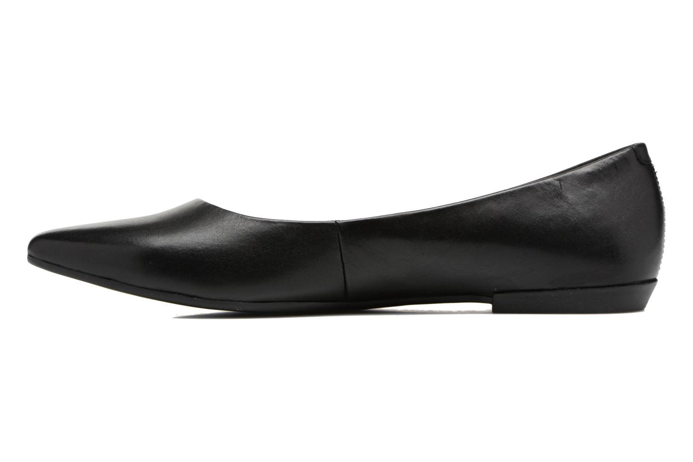 Ballerines Vagabond Shoemakers Aya 4311-001 Noir vue face