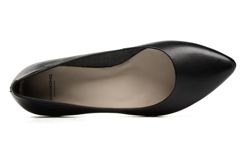 Ballerines Vagabond Shoemakers Aya 4311-001 Noir vue gauche