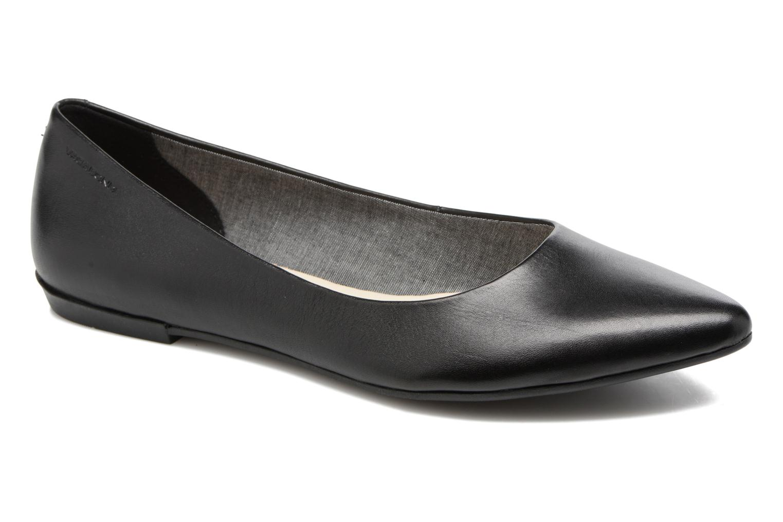 Ballerines Vagabond Shoemakers Aya 4311-001 Noir vue détail/paire