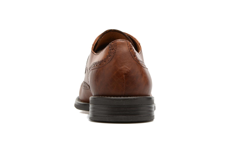 Chaussures à lacets Vagabond Salvatore 4264-401 Marron vue droite
