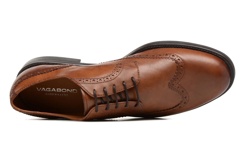 Chaussures à lacets Vagabond Salvatore 4264-401 Marron vue gauche