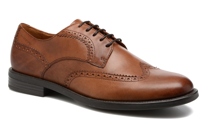 Chaussures à lacets Vagabond Salvatore 4264-401 Marron vue détail/paire