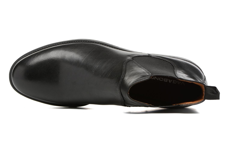 Bottines et boots Vagabond Salvatore 4464-001 Noir vue gauche
