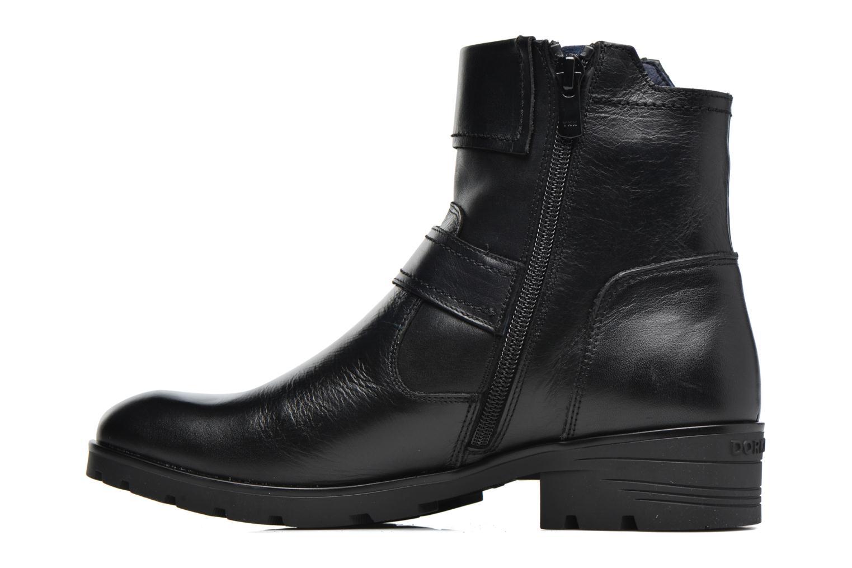 Bottines et boots Dorking Nala 7189 Noir vue face