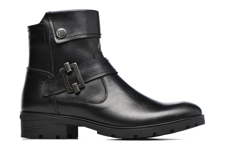 Bottines et boots Dorking Nala 7189 Noir vue derrière