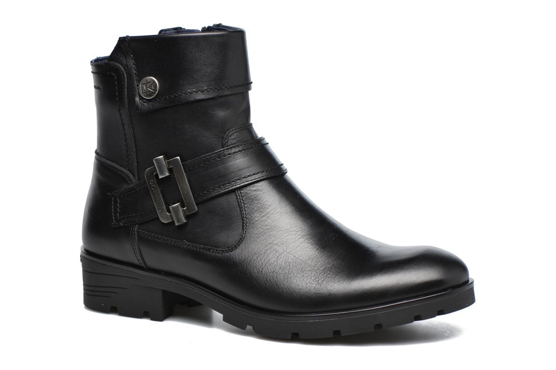 Bottines et boots Dorking Nala 7189 Noir vue détail/paire