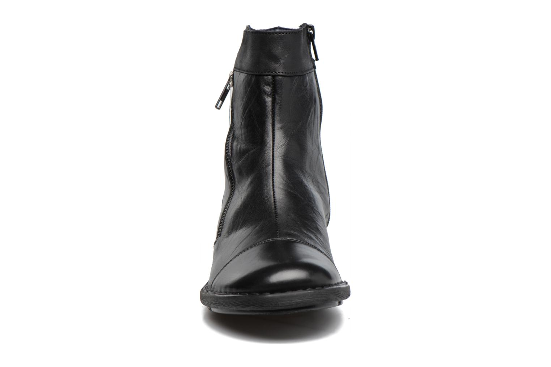 Bottines et boots Dorking Medina 7268 Noir vue portées chaussures