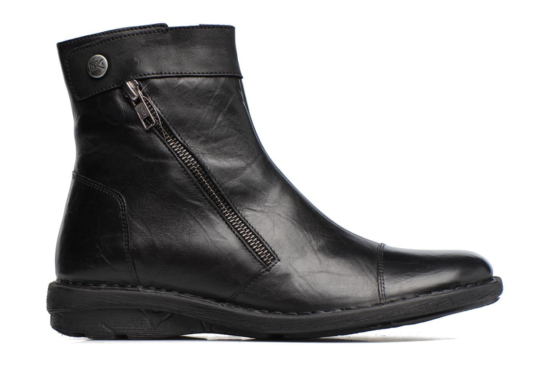 Bottines et boots Dorking Medina 7268 Noir vue derrière