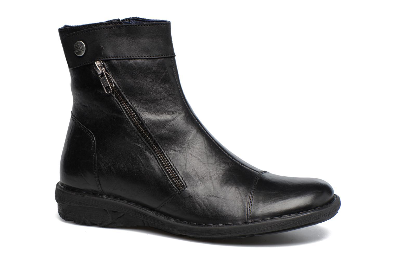 Bottines et boots Dorking Medina 7268 Noir vue détail/paire