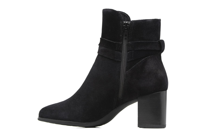 Bottines et boots Vagabond Lottie 4421-140 Noir vue face
