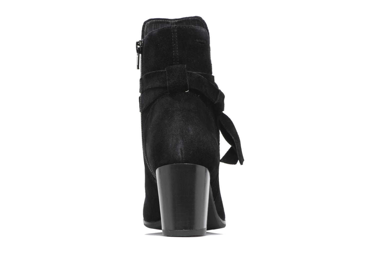 Bottines et boots Vagabond Lottie 4421-140 Noir vue droite