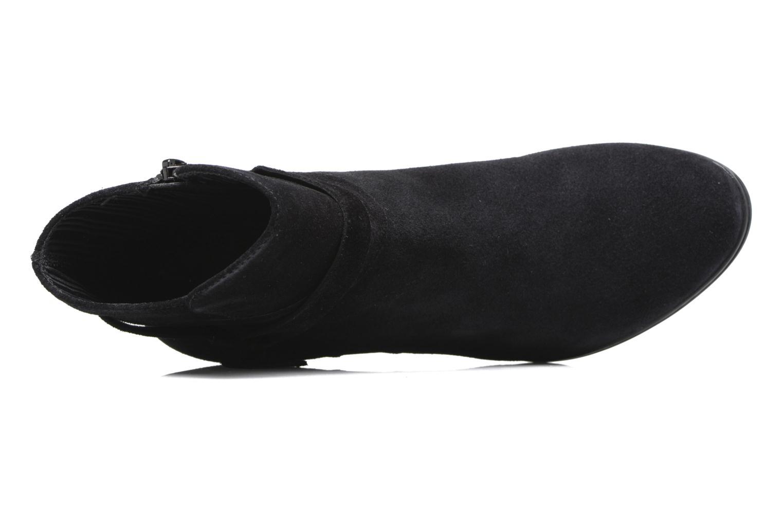 Bottines et boots Vagabond Lottie 4421-140 Noir vue gauche
