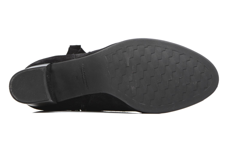 Bottines et boots Vagabond Lottie 4421-140 Noir vue haut