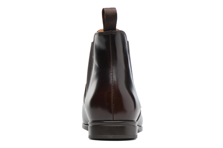 Bottines et boots Doucal's Octave Marron vue droite