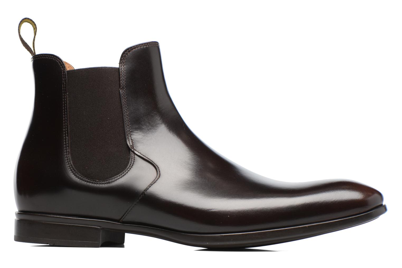 Bottines et boots Doucal's Octave Marron vue derrière