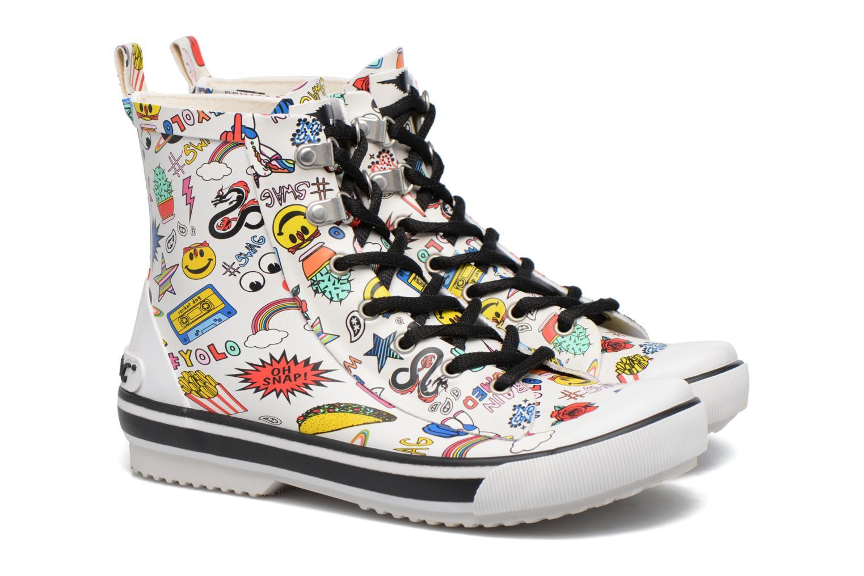 Sneakers Rocket Dog Rainy Bianco immagine 3/4