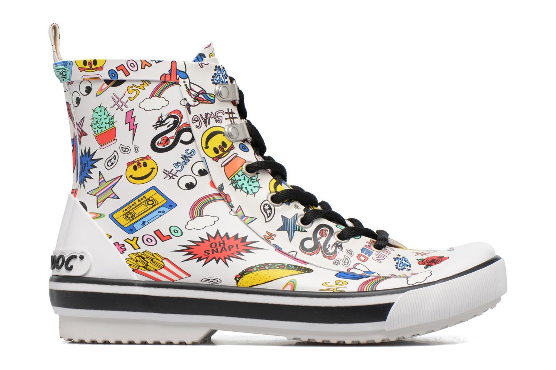 Sneakers Rocket Dog Rainy Bianco immagine posteriore