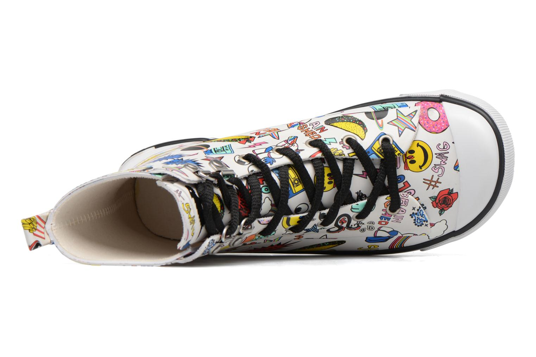 Sneakers Rocket Dog Rainy Bianco immagine sinistra