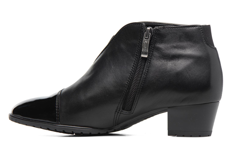 Ankle boots Ara Padua Tron 42110 Black front view