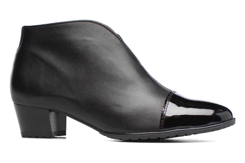 Ankle boots Ara Padua Tron 42110 Black back view