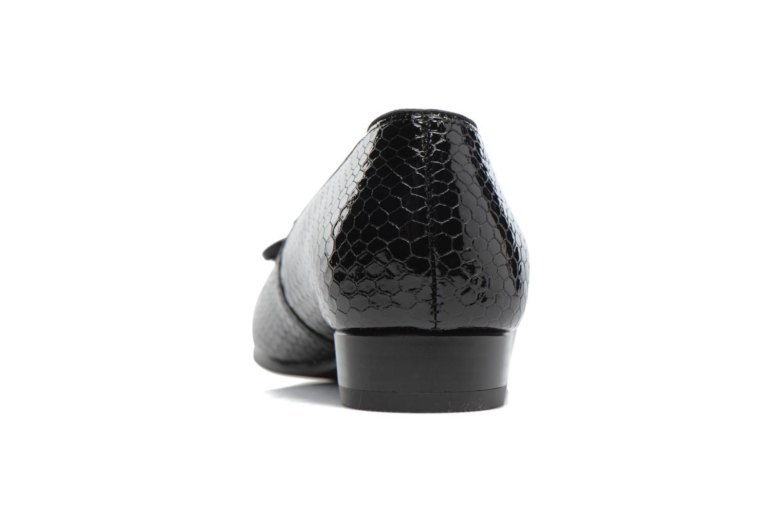 Ballerines Ara Bari 43708 Noir vue droite