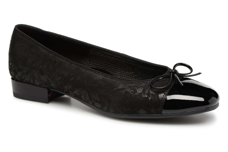 Grandes descuentos últimos - zapatos Ara Bari 43708 (Negro) - últimos Bailarinas Descuento 863697