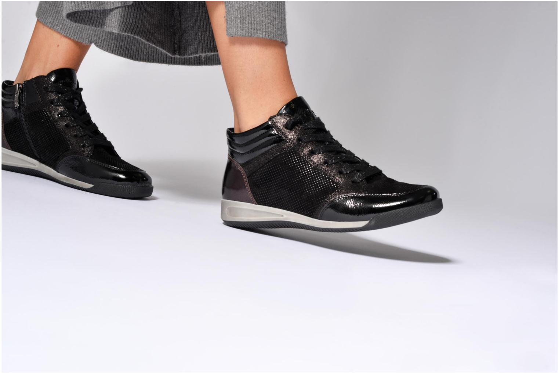 Sneakers Ara Rom Stf 44465 Zwart onder