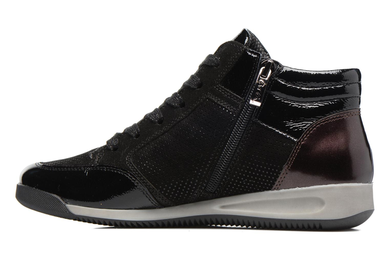Sneakers Ara Rom Stf 44465 Zwart voorkant