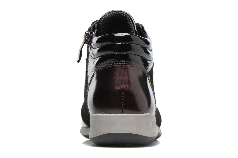 Sneakers Ara Rom Stf 44465 Zwart rechts
