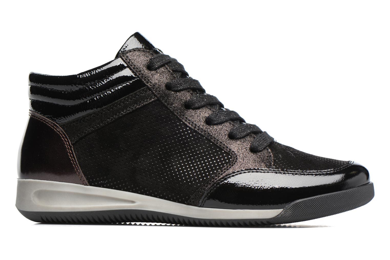 Sneakers Ara Rom Stf 44465 Zwart achterkant