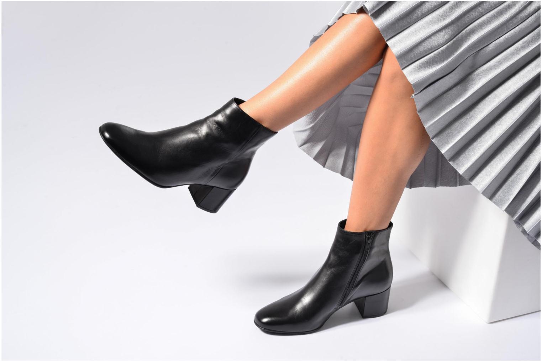 Bottines et boots HÖGL Lilou Noir vue bas / vue portée sac