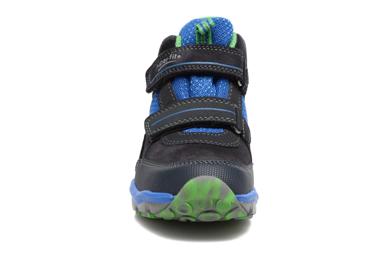 Baskets Superfit SPORT5 GTX Bleu vue portées chaussures