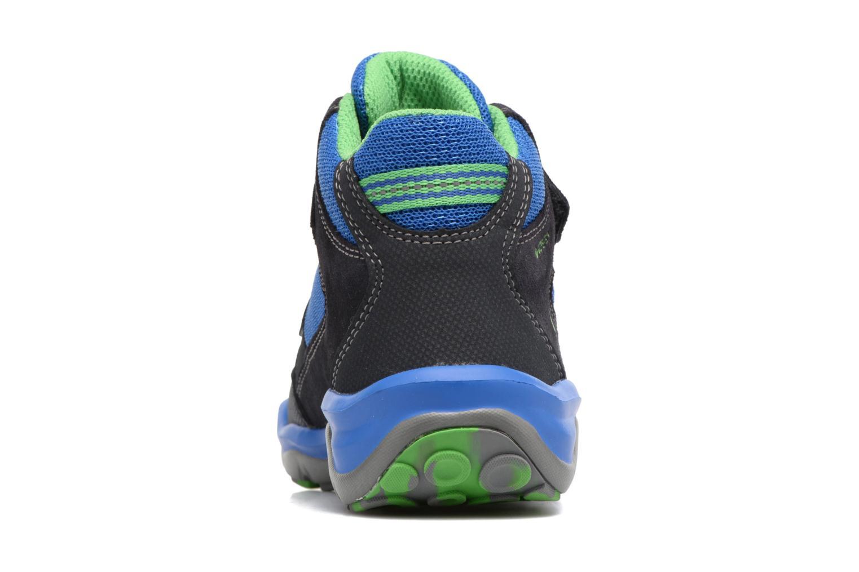 Baskets Superfit SPORT5 GTX Bleu vue droite