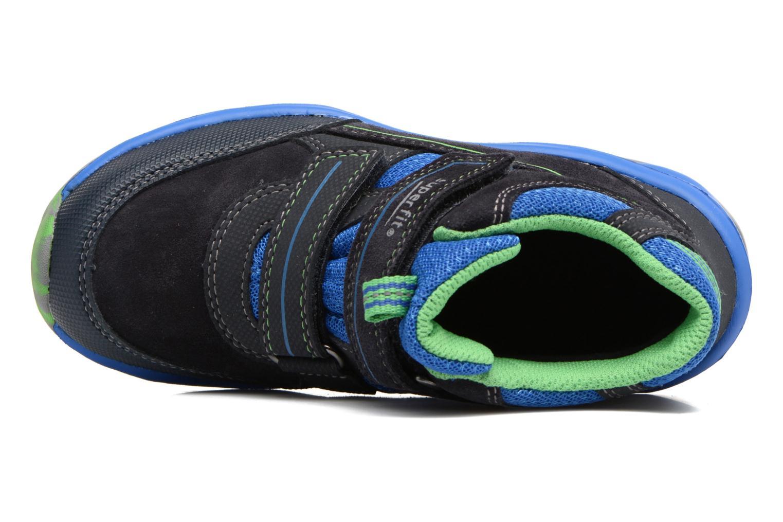 Baskets Superfit SPORT5 GTX Bleu vue gauche