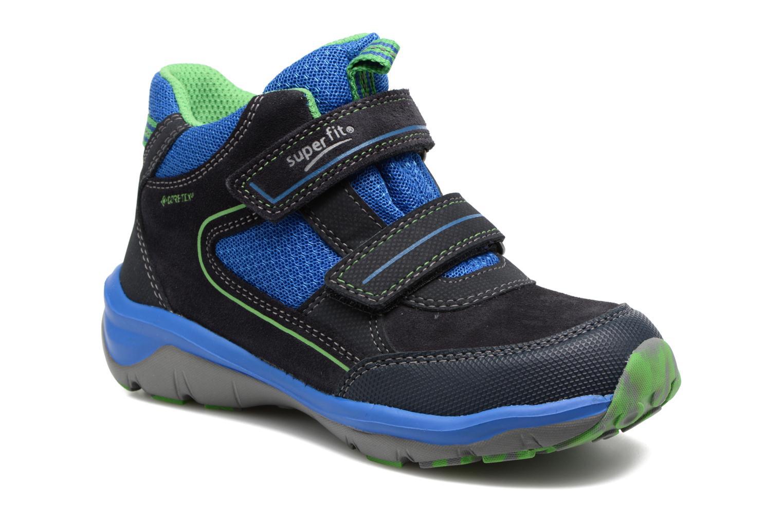 Baskets Superfit SPORT5 GTX Bleu vue détail/paire