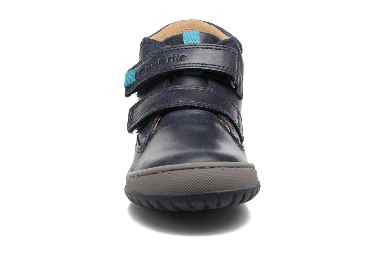 Baskets Start Rite Flexy-Smart Bleu vue portées chaussures