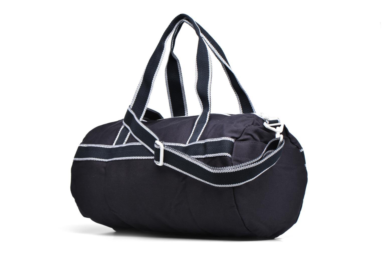 Sacs de sport Fred Perry Sport Canvas Barrel Bag Bleu vue droite