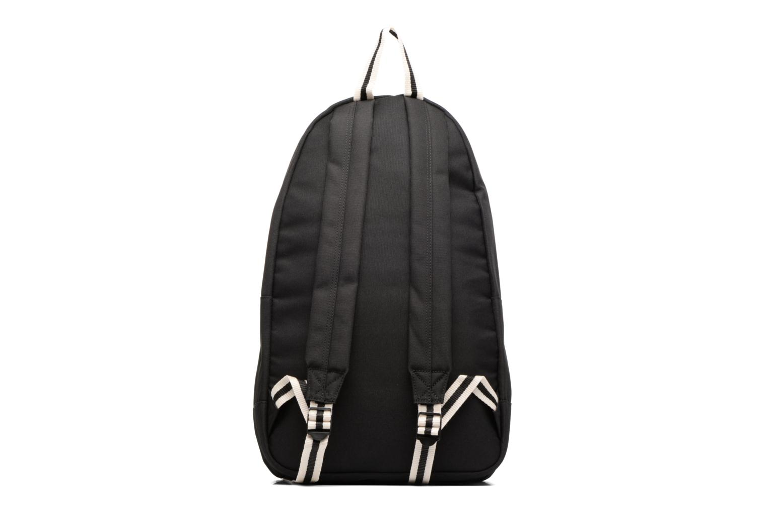 Sacs à dos Fred Perry Twin Tipped Backpack Noir vue face