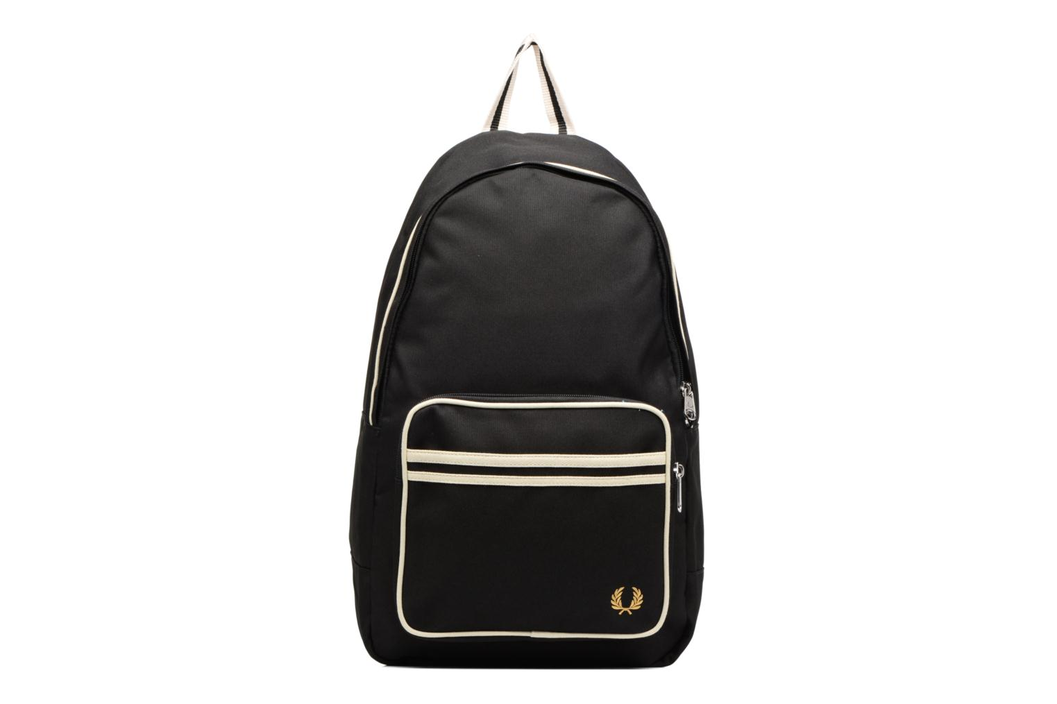 Twin Tipped Backpack Black