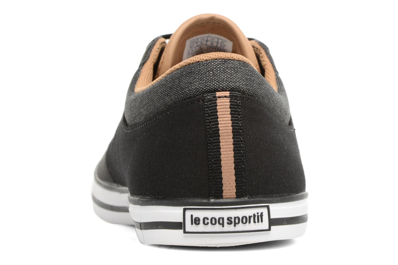 Baskets Le Coq Sportif Remilly cvs Noir vue droite