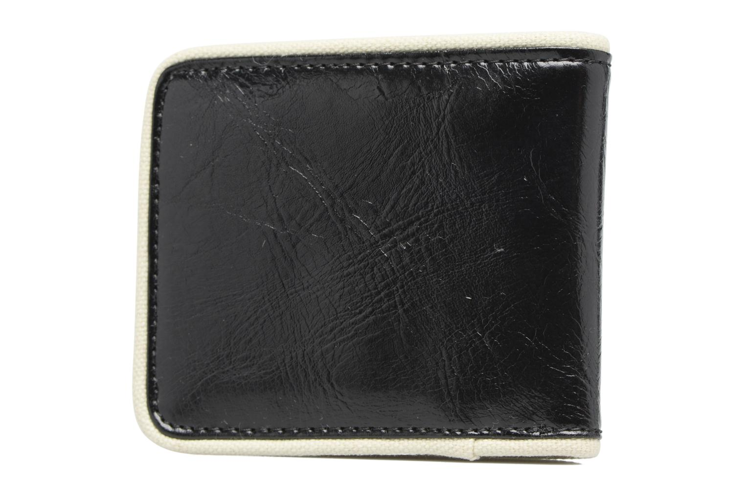 Petite Maroquinerie Fred Perry Classic Billfold Wallet Noir vue droite