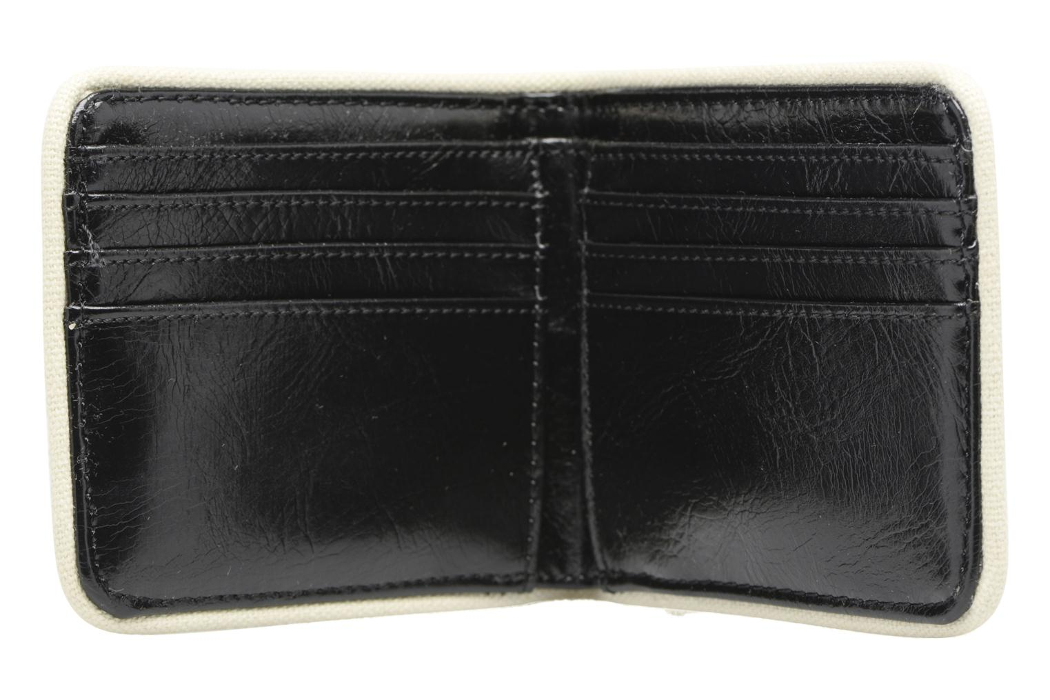 Petite Maroquinerie Fred Perry Classic Billfold Wallet Noir vue derrière