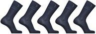 Chaussettes Unies Lot de 5